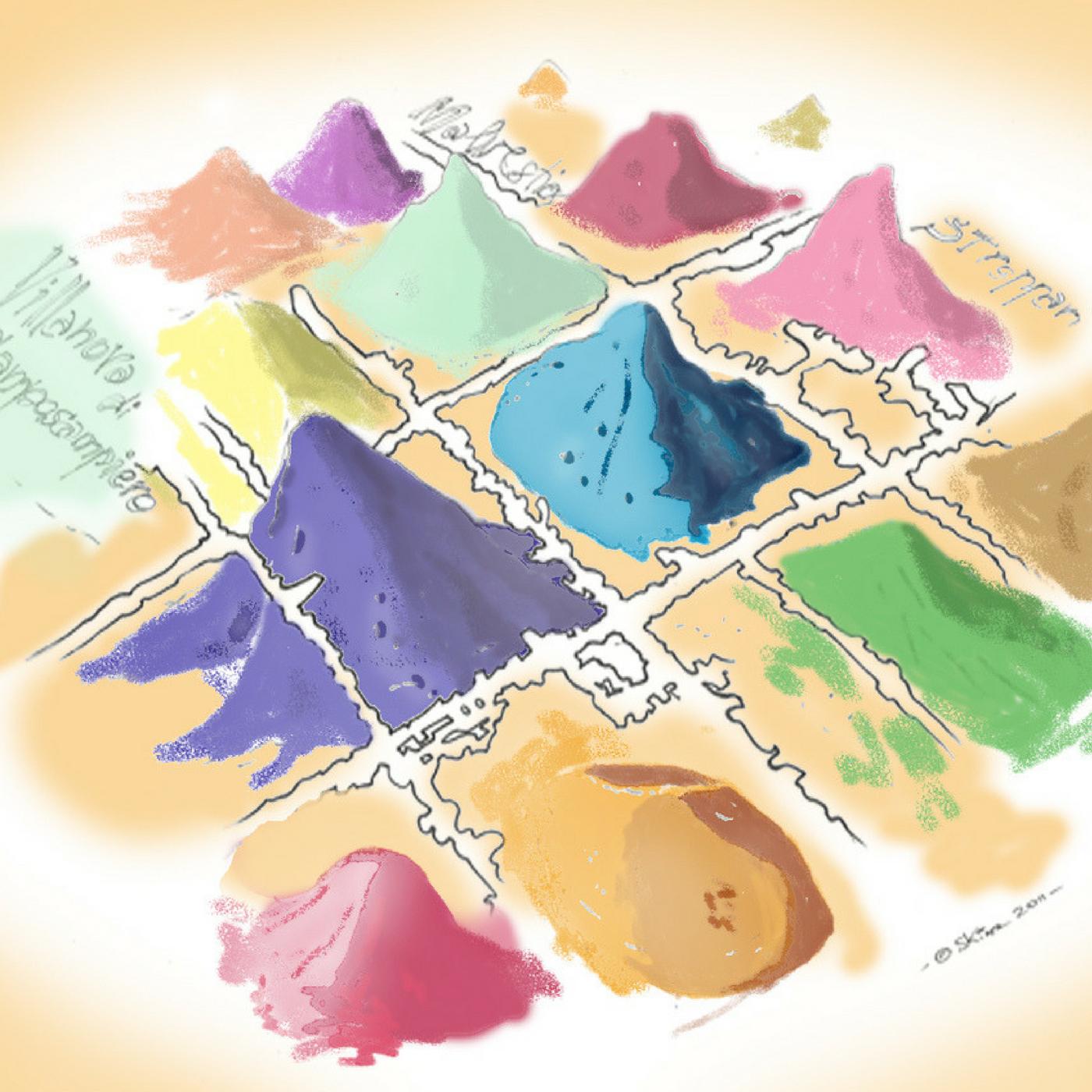 Pigmento Music The Grid Line