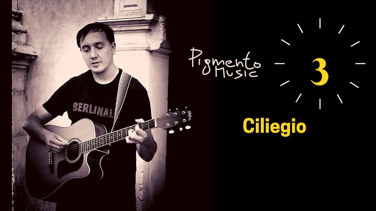 pigmento music ciliegio