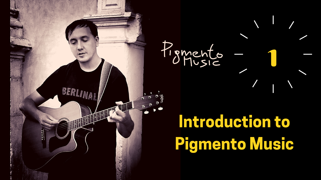 introduction to pigmento music