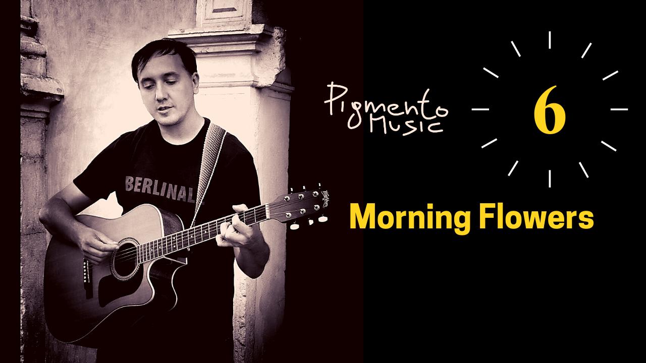pigmento music morning flowers